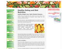 healthy-eating-and-nutrition.com