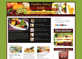 healthy-eating-guide.sitegap.com