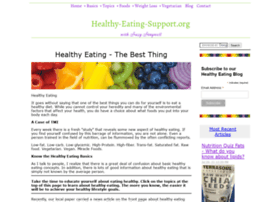 healthy-eating-support.org