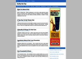 healthy-hair-tips1.blogspot.com
