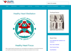 Healthy-heart-meditation.com