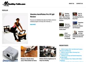 healthy-talks.com