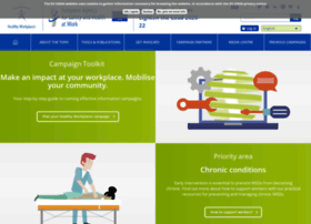healthy-workplaces.eu