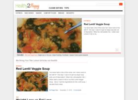 healthy2happy.com