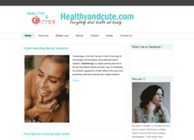 healthyandcute.com