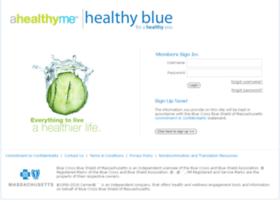 healthyblue2.bluecrossma.com
