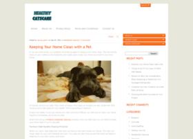 healthycatscare.com