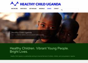 healthychilduganda.org