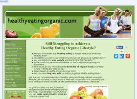 healthyeatingorganic.com