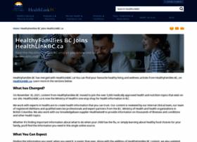 healthyfamiliesbc.ca