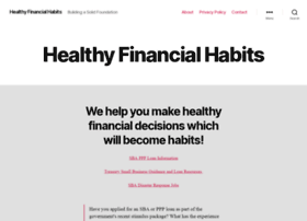 healthyfinancialhabits.com