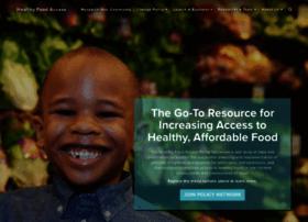 healthyfoodaccess.org