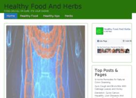 healthyfoodandherbs.com