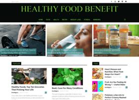healthyfoodbenefit.com