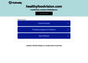 healthyfoodvision.com