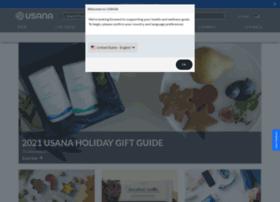 healthyhartmans.usana.com