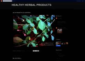 healthyherbalproducts.blogspot.com