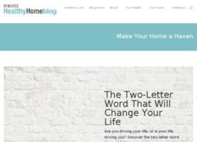 healthyhome.homedics.com