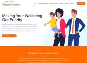 healthyhorizons.org.uk