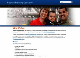 healthyhousingsolutions.com