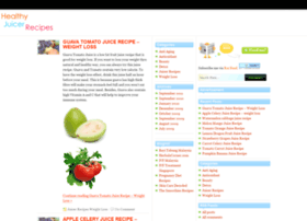 healthyjuicerrecipes.com