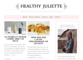 healthyjuliette.com