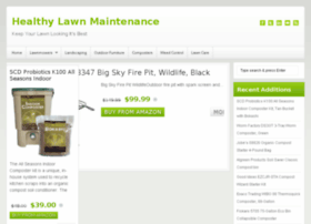 healthylawnmaintenance.com