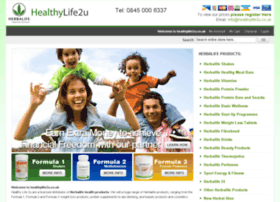 healthylife2u.co.uk