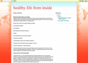 healthylifefrominside.blogspot.com
