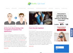 healthylifeland.com