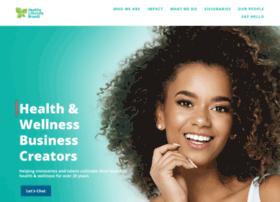 healthylifestylebrands.com