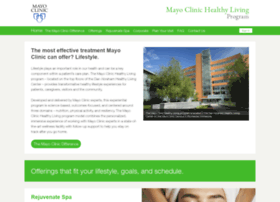 healthyliving.mayoclinic.org