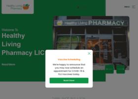 healthylivingpharmacylic.com