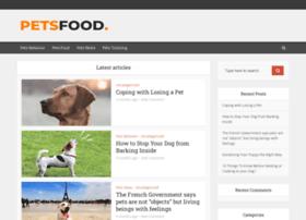 healthypetsfood.com