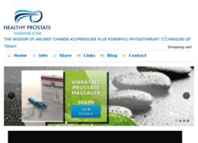 healthyprostatemassage.com