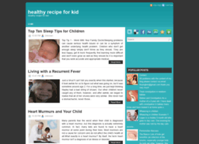 healthyrecipeforkid.blogspot.in