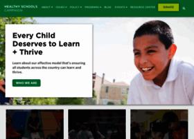 healthyschoolscampaign.org