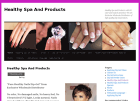 healthyspaandproducts.com