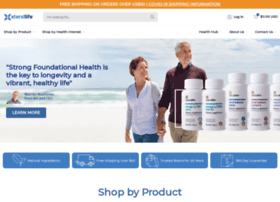 healthysupplements.xtend-life.com