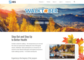 healthyu.walktober.com