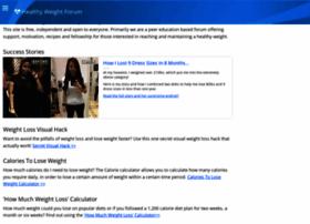healthyweightforum.org