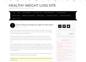 healthyweightlosssite.wordpress.com
