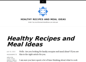 healtyrecepies.wordpress.com