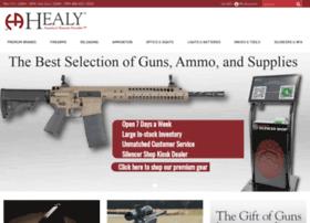 healyarms.com