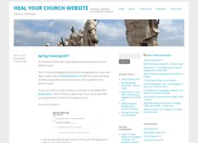 Healyourchurchwebsite.com