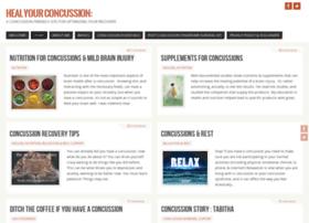 healyourconcussion.com