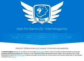 hear-my-name.de