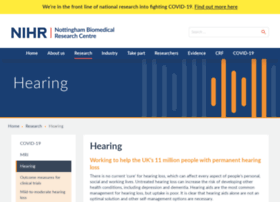 hearing.nihr.ac.uk