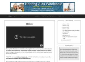 hearingaidswholesale.com