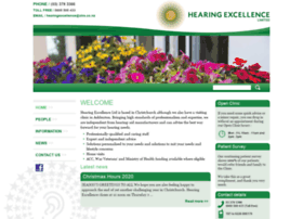 hearingexcellence.co.nz